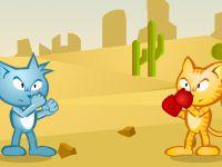 Katzen Kämpfe Multiplayer